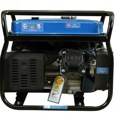 Generador a Gasolina Partida Manual Monofásíco Abierto Hyundai 82HYG1500 1.0/1.1 KVA/KW