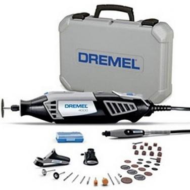 Dremel 4000 Herramienta Multipropósito En Maletín Dremel 4000-3/36 39 Accesorios