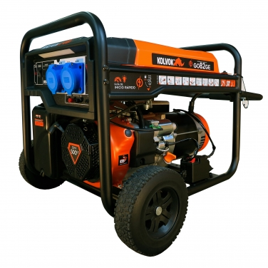 Generador eléctrico  a gasolina  8500W Kolvok