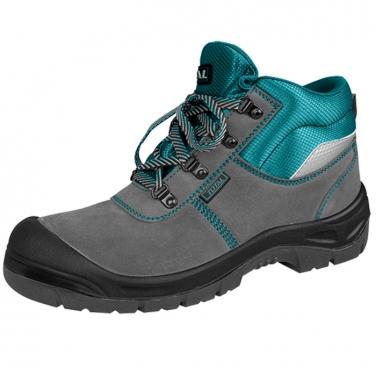 Zapato de Seguridad Dieléctrico Punta y Planta de Acero Total  Nº 42