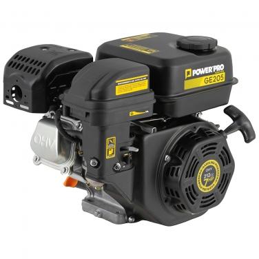Motor Gasolina Partida Manual Power Pro GE205 6,5 HP