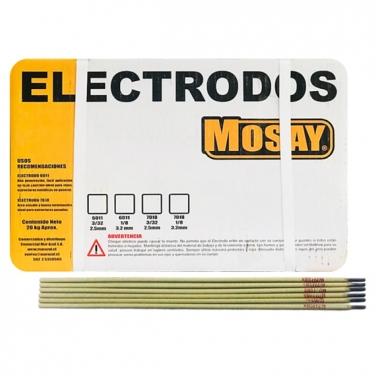 Electrodo Mosay 6011 3/32 Pulgadas x 2.5 mm