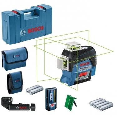 Nivel Laser 360 grados Bosch GLL3-80CG De líneas