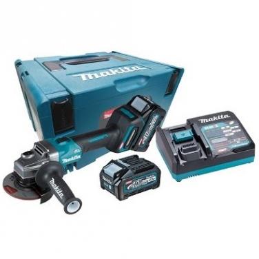 Esmeril Angular Makita GA007GM201 2 baterías + Cargador