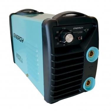 Soldadora Inversora ENERGY  160 AMP I 160/1/220