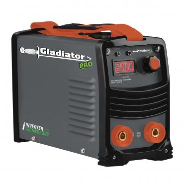 Soldadora Inversora Gladiator IE 7200/220 200 AMP