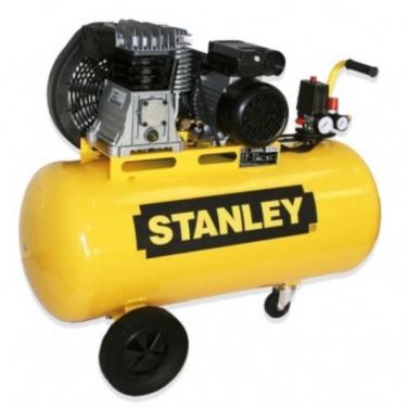 Compresor de aire monofásico Stanley 24730037 251E/9/100 100L 2HP 131PSI