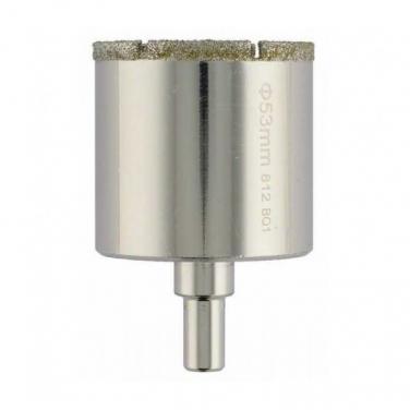Sierra de corona Bosch Diamantada (para piedra ceramicas y porcelanato, Ø 53 mm) Bosch 2608594291 Diamantada, 53 mm