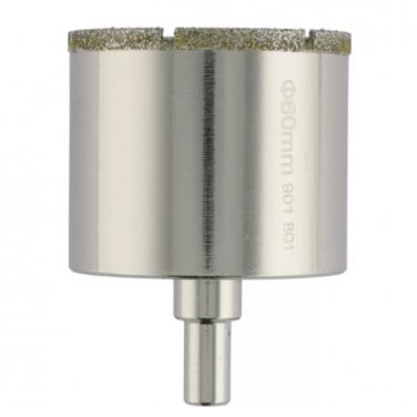 Sierra de corona Bosch Diamantada (para piedra ceramicas y porcelanato, Ø 60 mm) Bosch 2608594292 Diamantada, 60 mm