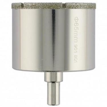 Sierra de corona Bosch Diamantada (para piedra ceramicas y porcelanato, Ø 65 mm) Bosch 2608594293 Diamantada, 65 mm