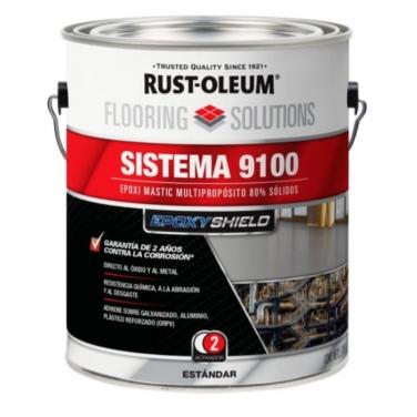 IN HP 9100 Activador Epoxy Mastic Standard 3.78lts Rust-Oleum 357497