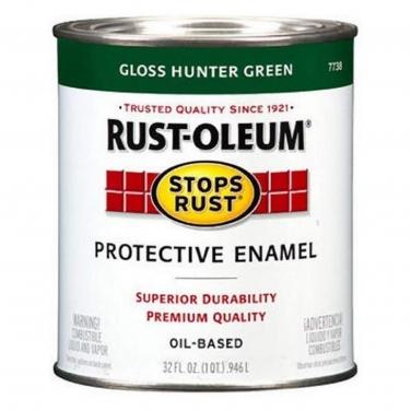 Anticorrosivo Verde Brillante Rust-Oleum  946 ml