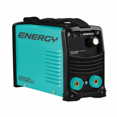 Soldadora Inversora ENERGY  200 AMP I 200/3/220