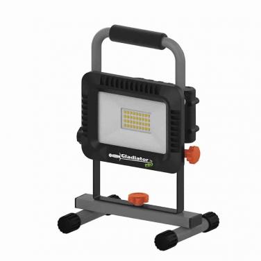 Reflector LED inalámbrico (Sin bat.) Gladiator RF 820/18 18V