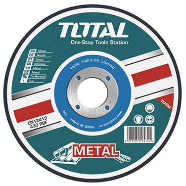Disco De Corte Metal Abrasivo 9 Pulgadas x 3.0mm Total TAC2212301