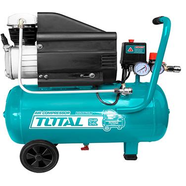 Compresor De Aire 2 Hp/24L Total TC120246