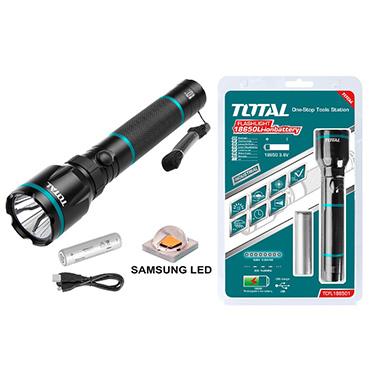 Linterna Recargable Led Total TCFL186501 5 W
