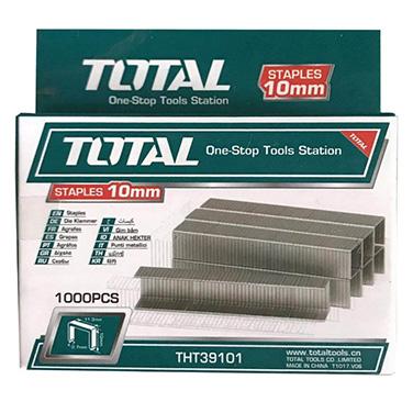 Cajas de Grapas Total  10 x 0.7 mm