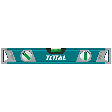 Nivel de Aluminio Total TMT2406 40cm (3 Aguas)