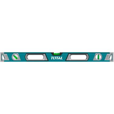 Nivel de Aluminio 3 Aguas Total TMT2806 80 cm