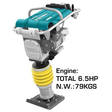 Vibroapisionador a Gasolina Total TP880-2 10 KN