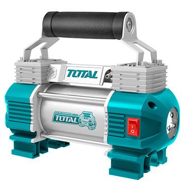 Compresor de Aire para Auto 12V 110PSI Total TTAC2506