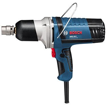 Llave de Impacto Bosch GDS 18 E 500 W