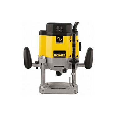 Fresadora de Base Ajustable Dewalt DW625E 2.000 W