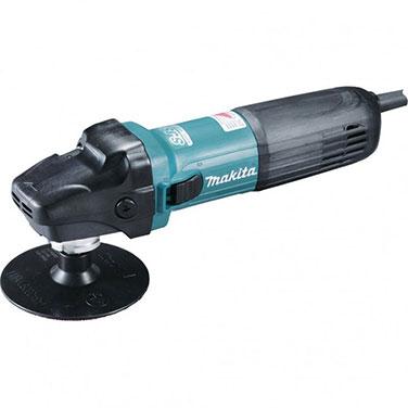 Lijadora Angular 5 Makita Makita SA5040C (125 mm.) 1.400 W.  2.000-7.800 rpm.