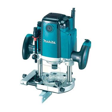 Fresadora 1/2 y 1/4 Makita RP1801 22.000 rpm