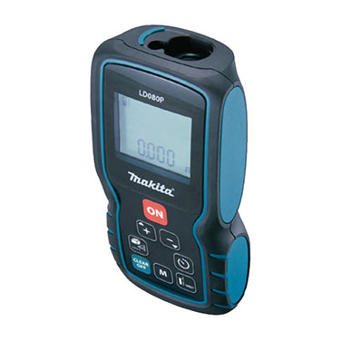 Medidor de Distancia Laser Makita LD050P 0.05m - 50m