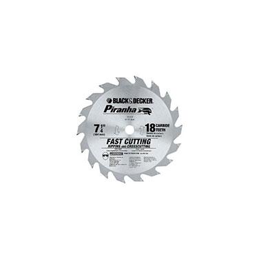Disco Piranha 71/4 18D 5/8 77-717 Ps Black&Decker