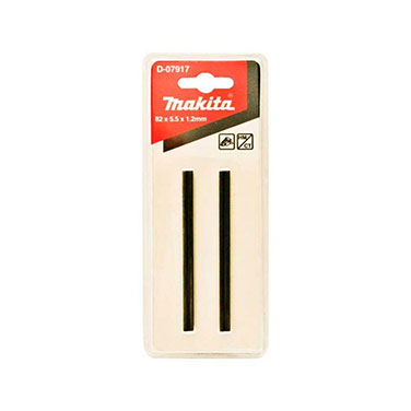 CUCHILLO CEPILLO 82 mm. MINI. CARBURO DE TUNGSTENO 1902. 1923H. KP0810/C Reemp. a  D-07945 - Makita