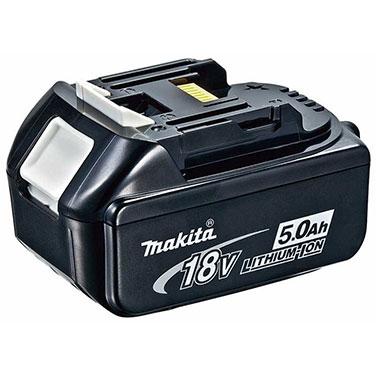 Batería Ion-Litio 5.0Ah Makita BL1850 18V