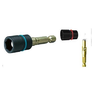 ADAPTADOR PARA TUERCA 8MM IMPACT GOLD 3 Pzs - Makita 8 mm