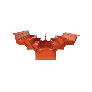 Caja porta herramientas Bahco 3149-OR 5 Compartimientos