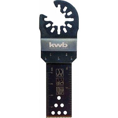 Hoja sierra para Multiherramienta universal - KWB 10 mm