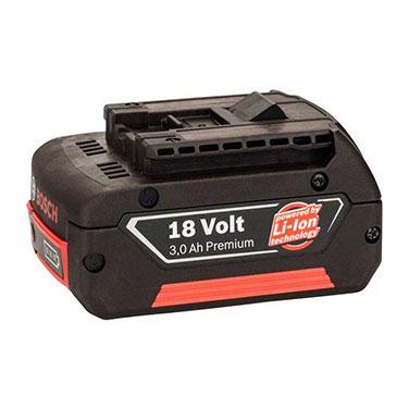 Batería de Ion Litio Bosch GBA 18V 3.0Ah