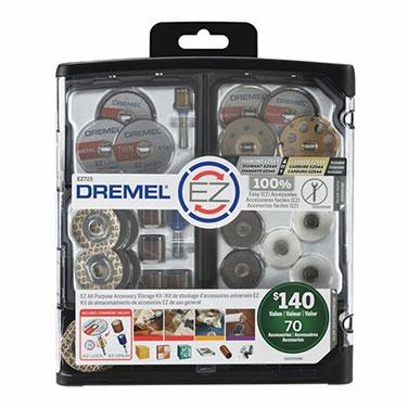 Kit de 70 piezas Dremel EZ725