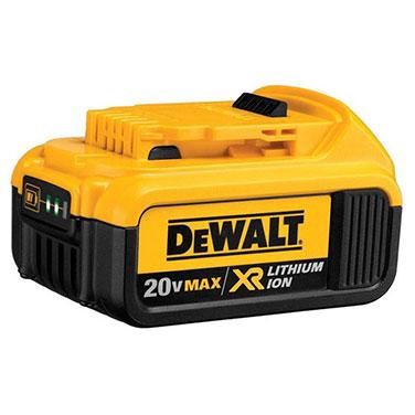 Batería Ion de Litio 20 V 4.0 Ah Dewalt DCB204 20 V