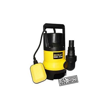 Bomba de agua sumergible 3/4 HP Mosay 1C13703006 220 V