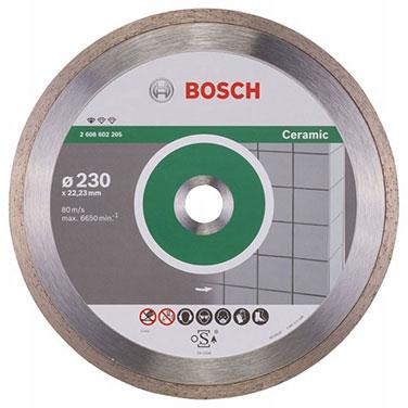 Disco Diamantado Continuo 9 Bosch 2608602205 Ceramica