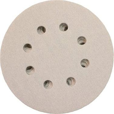 LIJA DISCO 125 mm. GRANO 400  P/BO5010 - BO5021 - Makita 240P