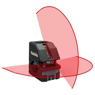 Laser de lineas cruzadas Makita SK104Z Bateria AA 1.5V