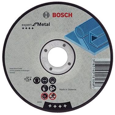 Disco de Corte Expert For Metal Centro Deprimido Bosch 2608600316 7 x 7/8 Pulgadas