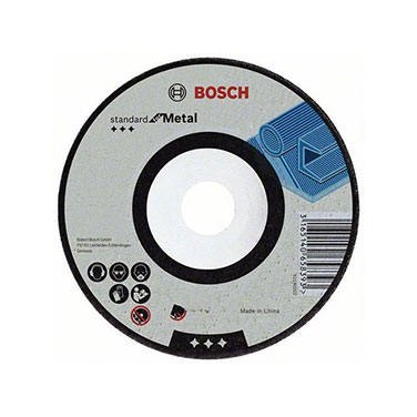 Disco Desbaste para Metal Bosch 2608603184 9 x 7/8 Pulgadas