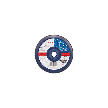 Disco Flap Recto para Metal Bosch 2608607372 180 mm