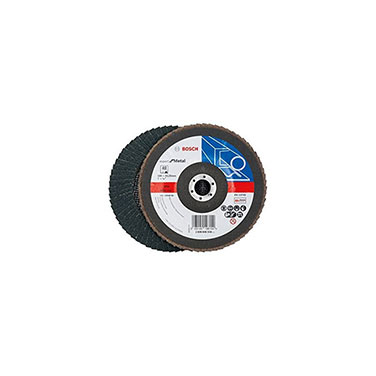 Disco Flap Curvo para Metal Bosch 2608606936 180 mm