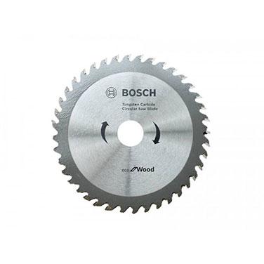 Disco Sierra Circular para Madera Eco Bosch Eco 7 1/4 Pulgadas x 184 mm