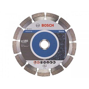 Disco de Corte Diamantado Segmentado de 7 Pulgadas para Piedra Bosch Bosch  7 Pulgadas